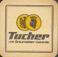 Beer coaster tucher-brau-3