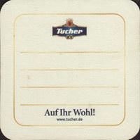 Beer coaster tucher-brau-32-zadek-small