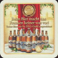 Beer coaster tucher-brau-34-small
