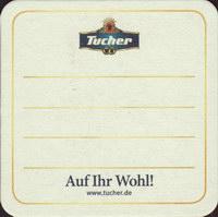 Beer coaster tucher-brau-34-zadek-small