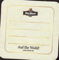 Beer coaster tucher-brau-36-zadek-small