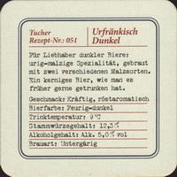 Beer coaster tucher-brau-44-zadek-small