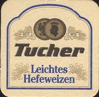 Beer coaster tucher-brau-5