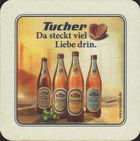 Beer coaster tucher-brau-51-small