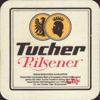 Beer coaster tucher-brau-54-small