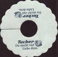 Beer coaster tucher-brau-55-small
