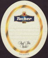 Beer coaster tucher-brau-59-zadek-small
