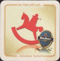 Beer coaster tucher-brau-61-small