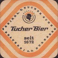 Beer coaster tucher-brau-66-small