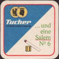 Beer coaster tucher-brau-67-oboje-small