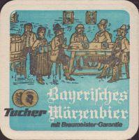 Beer coaster tucher-brau-68-zadek-small