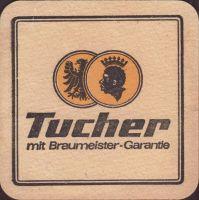 Beer coaster tucher-brau-69-small