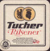 Beer coaster tucher-brau-71-small