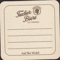 Beer coaster tucher-brau-72-zadek-small