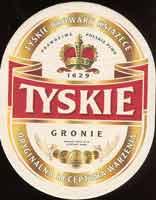 Beer coaster tyskie-15