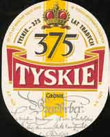 Beer coaster tyskie-17
