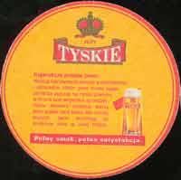 Pivní tácek tyskie-20-zadek