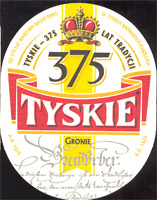 Beer coaster tyskie-31