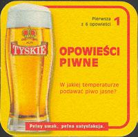 Pivní tácek tyskie-4