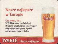 Pivní tácek tyskie-42