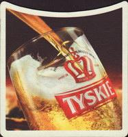 Pivní tácek tyskie-66-oboje