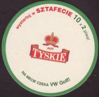 Pivní tácek tyskie-74-small