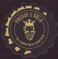 Pivní tácek u-abela-2-small