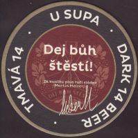 Pivní tácek u-supa-11-zadek-small