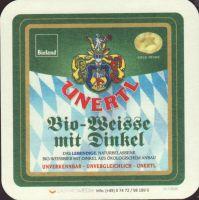 Pivní tácek unertl-14