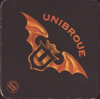 Beer coaster unibroue-13