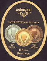 Beer coaster unibroue-20-small
