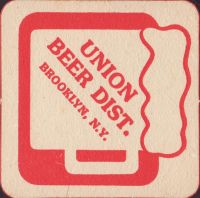 Beer coaster union-beer-dist-1-small