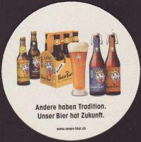 Pivní tácek unser-bier-1-small