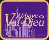 Beer coaster val-dieu-10-small