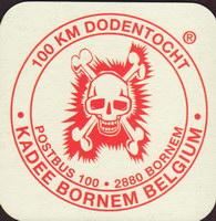 Beer coaster van-steenberge-35-zadek-small