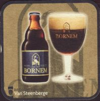 Beer coaster van-steenberge-40-zadek-small