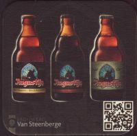Beer coaster van-steenberge-41-zadek-small
