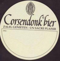 Pivní tácek van-steenberge-56-zadek-small