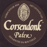 Beer coaster van-steenberge-57-small