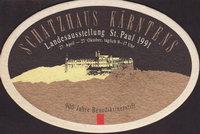 Pivní tácek vereinigte-karntner-25-zadek-small