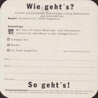 Pivní tácek vereinigte-karntner-36-zadek-small