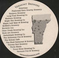 Beer coaster vermont-brewers-association-1-zadek-small