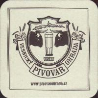 Pivní tácek vesnicky-pivovar-ohrada-3-small