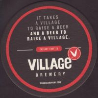 Pivní tácek village-2-small