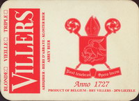 Pivní tácek villers-4-small