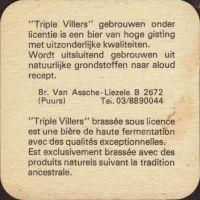 Pivní tácek villers-5-zadek-small