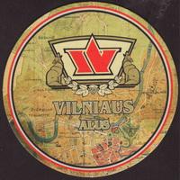 Pivní tácek vilniaus-alus-9