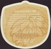 Pivní tácek vix-1-zadek
