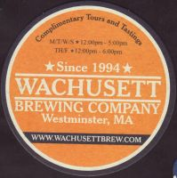 Beer coaster wachusett-2-zadek-small