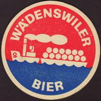 Pivní tácek wadenswil-1